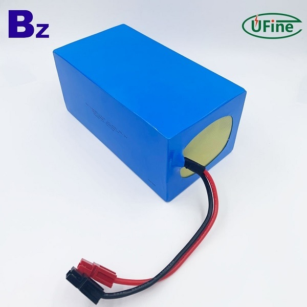 custom process for 18650 lithium-ion battery packs