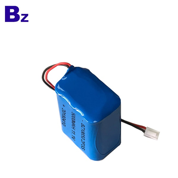 consistency of lithium battery packs cells
