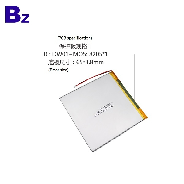 Polymer lithium battery or cylindrical lithium ion battery