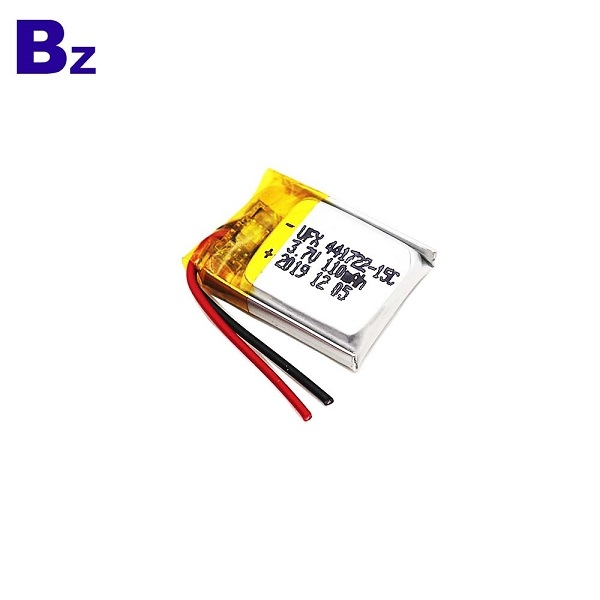 15C 110mAh high rate battery
