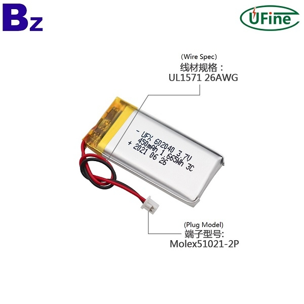 high-rate batteries