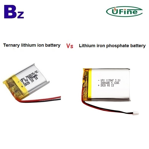 true cycle life of ternary lithium ion battery and lithium iron phosphate battery
