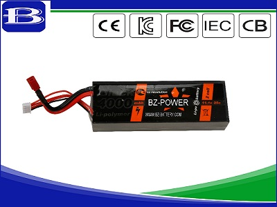 High-rate lithium-ion battery