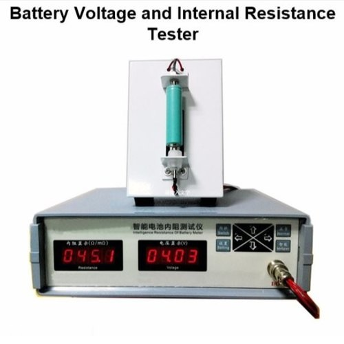 Internal resistance of lithium battery