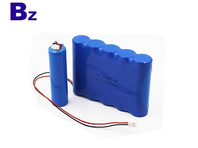 18650 lithium-ion battery