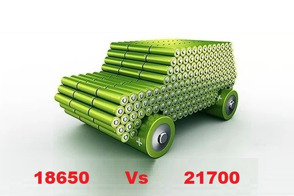 the difference between 18650 and 21700 batteries