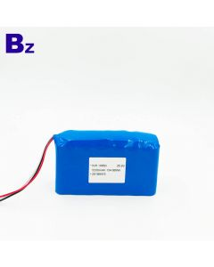 Chinese Best Li-ion Battery Factory Customize 18650 Batteries for Water Purifier BZ 18650 7S2P 25.9V 5200mAh Li-ion Battery Packs