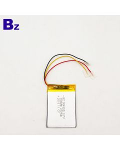 Chinese Lithium Battery Manufacturer Customized Battery for Air Quality Monitor Equipment BZ 304355 700mAh 3.7V Lipo Battery