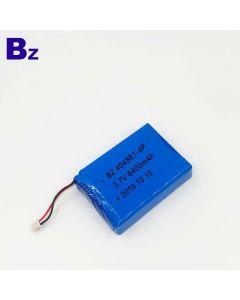 High Energy Density Projector Lipo Battery BZ 404561-4P 3.7V 6400mAh Lithium Polymer Battery