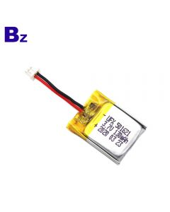 China Hot-selling For Electronic Thermometer Battery UFX 501621 130mAh 3.7V Li-Polymer Battery