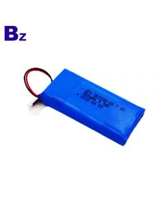 China Supplier Customized For Eye Protection Equipment Lipo Battery UFX 502248-2S 500mAh 7.4V Lithium Polymer Battery