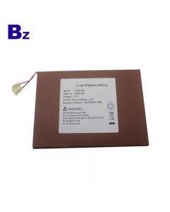 Wholesale MID Battery For Consumer Electronics Products BZ 60105150 12000mAh 3.7V Lipo Battery