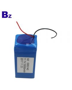 Customized Polymer Li-ion Battery for Medical Devices BZ 6363140 3S 20000mAh 11.1V Rechargeable Lipo Battery