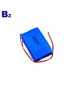 Factory Supply Power Bank Lipo Battery UFX 704060-2S 2000mAh 7.4V Rechargeable Lithium-ion Battery