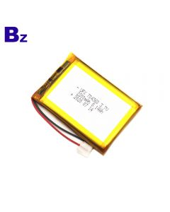 China Cheap And Durable For Car Location Device Lipo Battery UFX 704360 2200mAh 3.7V Lithium Polymer Battery