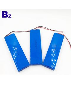 High Discharge Rate Battery For Electronic Device UFX 7447167-2S 7000mAh 7.4V Li-Polymer Battery With Wire and Plug