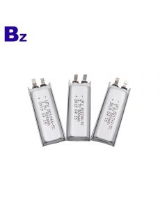 Best Lithium Cells Manufacturer Customize Rechargeable Battery For E-Cigarette Charging Box BZ 801744 5C 3.7V 500mAh Lithium Polymer Battery