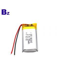 Factory long-term supply For fingerprint lock battery UFX 802045 700mAh 3.7V Li-Polymer Battery