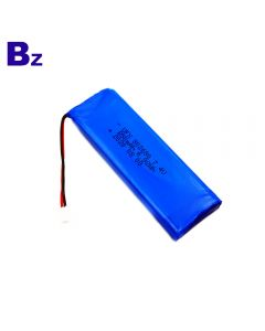 Eco-friendly High Performance Bluetooth Speaker Lipo Battery UFX 802680-2S 850mAh 7.4V Lithium Polymer Battery