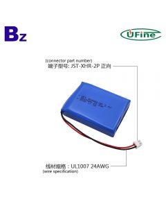 2020 Year Best Battery Factory Wholesale Humidifier And Air Purifier Lipo Battery UFX 904560-2P 6000mAh 3.7V Li-Polymer Battery