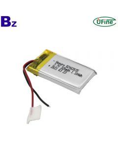 Factory Supply GPS Tracker Lithium-ion Polymer Battery BZ 462035 320mAh 3.7V Li-po Battery