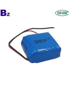 Lithium Cell Factory Customized Lipo Battery for Smart Lamps BZ 903332-2P 2000mAh 3.7V Polymer Li-ion Battery