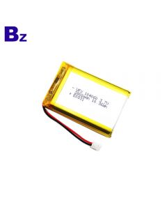 Customized For Shared Power Bank Battery UFX 104060 2800mAh 3.7V Li-Polymer Battery With KC Certification