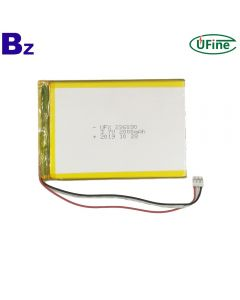 Lithium Cell Factory Wholesale For E-Book Lipo Battery UFX 296090 2000mAh 3.7V Li-Polymer Battery