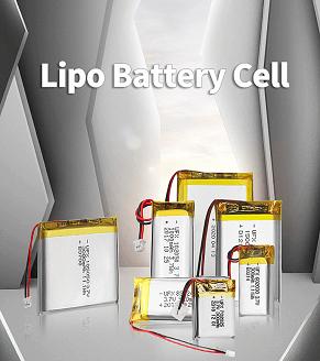 3.7V Li-Polymer Battery Cell