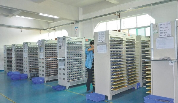 lithium ion Battery Production Ability