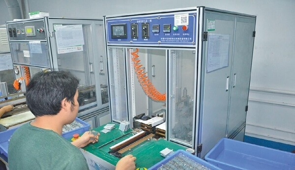 lithium ion polymer Battery Production Ability