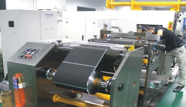 li po Battery Production Ability