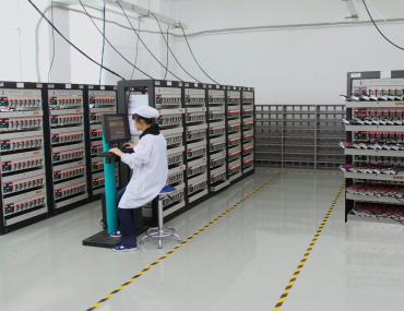 Photovoltaic Energy Storage Laboratory