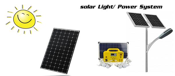 solar power system battery packs