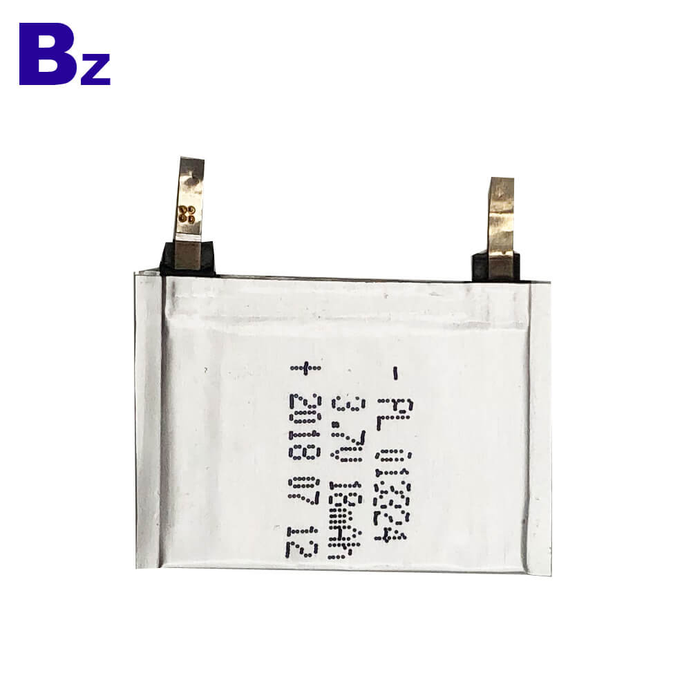 BZ 013324 18mAh 3.7V Polymer Li-Ion Battery