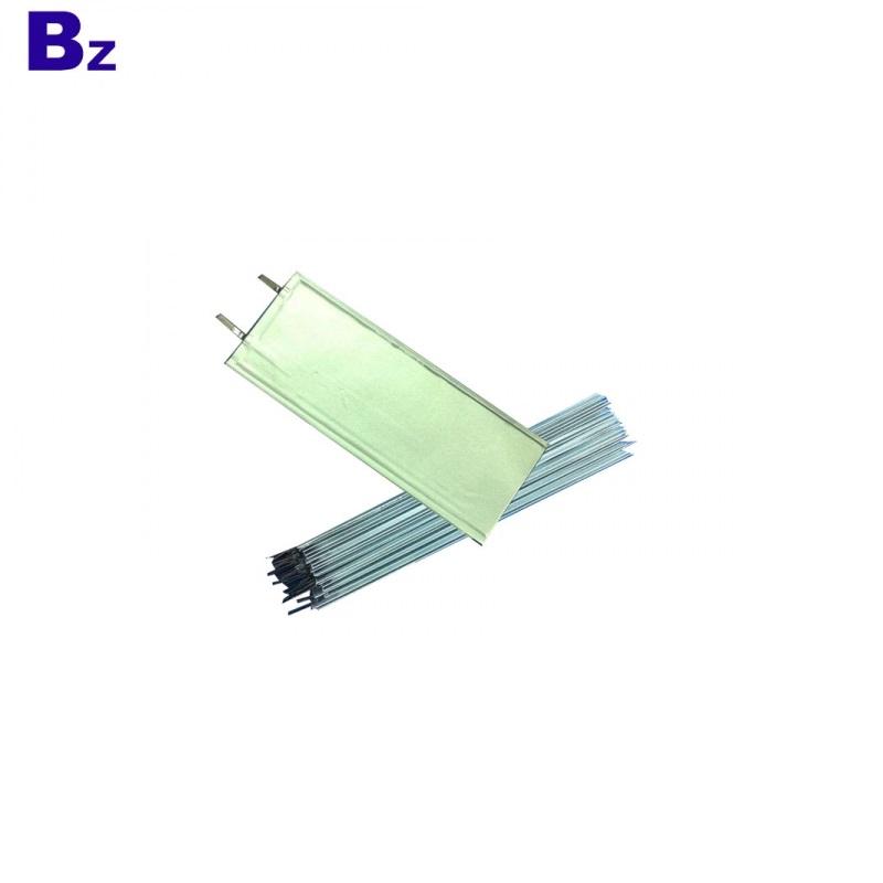 BZ 0144117 360mAh 3.7V Super thin Battery