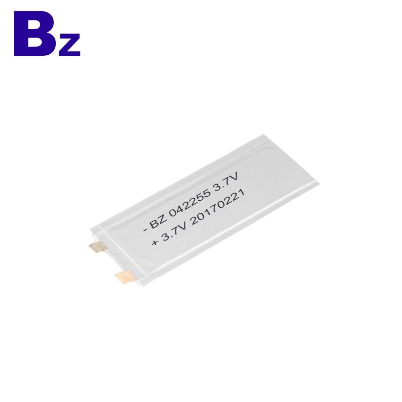 042255 20mAh 3.7V Rechargeable Ultra-thin Battery