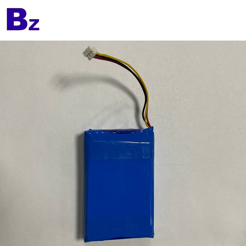 7.4V 1700mAh Lithium Battery with CB Certification