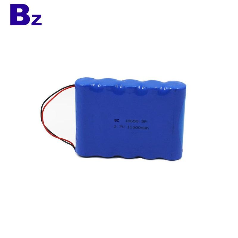 Cylindrical Batteries BZ 18650 5P 11000mAh
