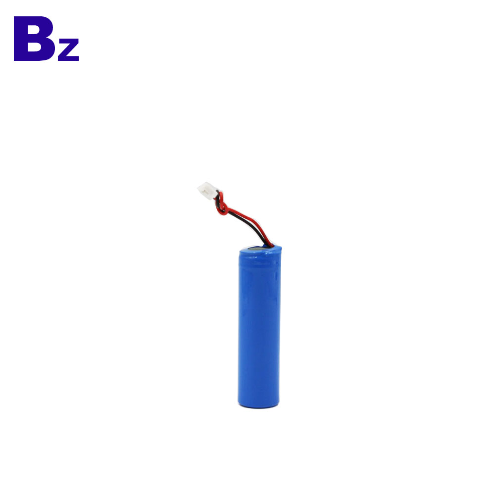 BZ 18650 2600mAh 3.7V Cylindrical Li-Ion Battery