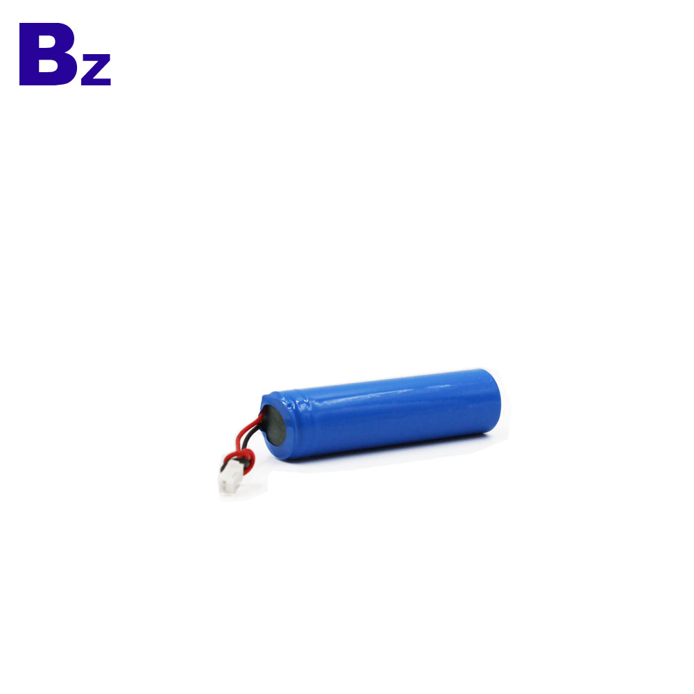 18650 2600mAh 3.7V Cylindrical Li-Ion Battery