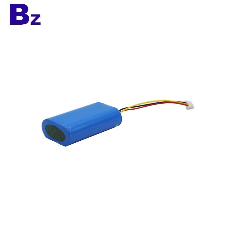18650 2S 2600mAh 7.4V Rechargeable Li-ion Battery