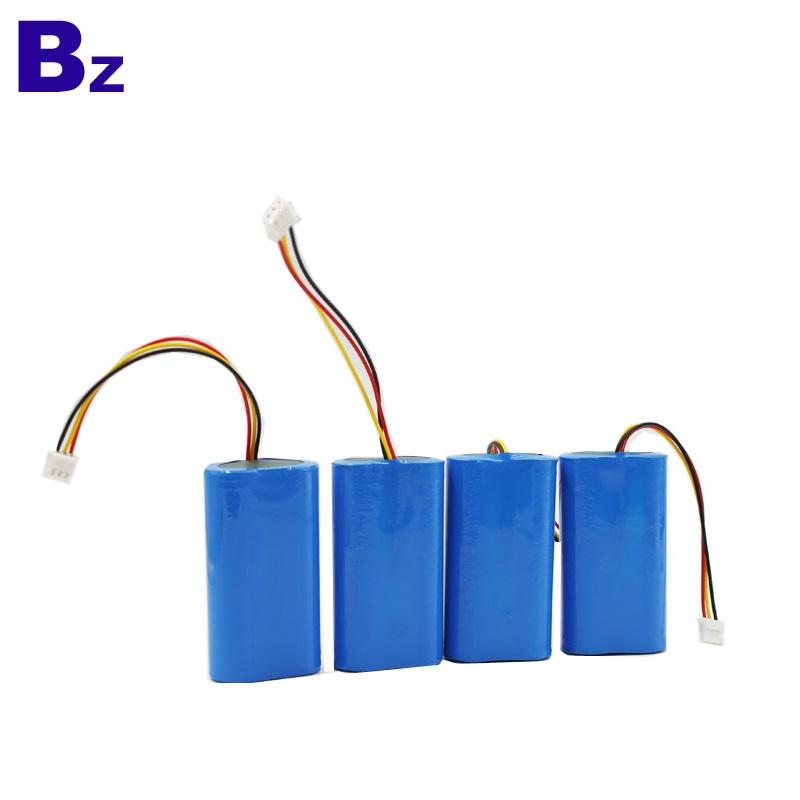 Cylindrical Batteries BZ 18650 2S 2600mAh 7.4V