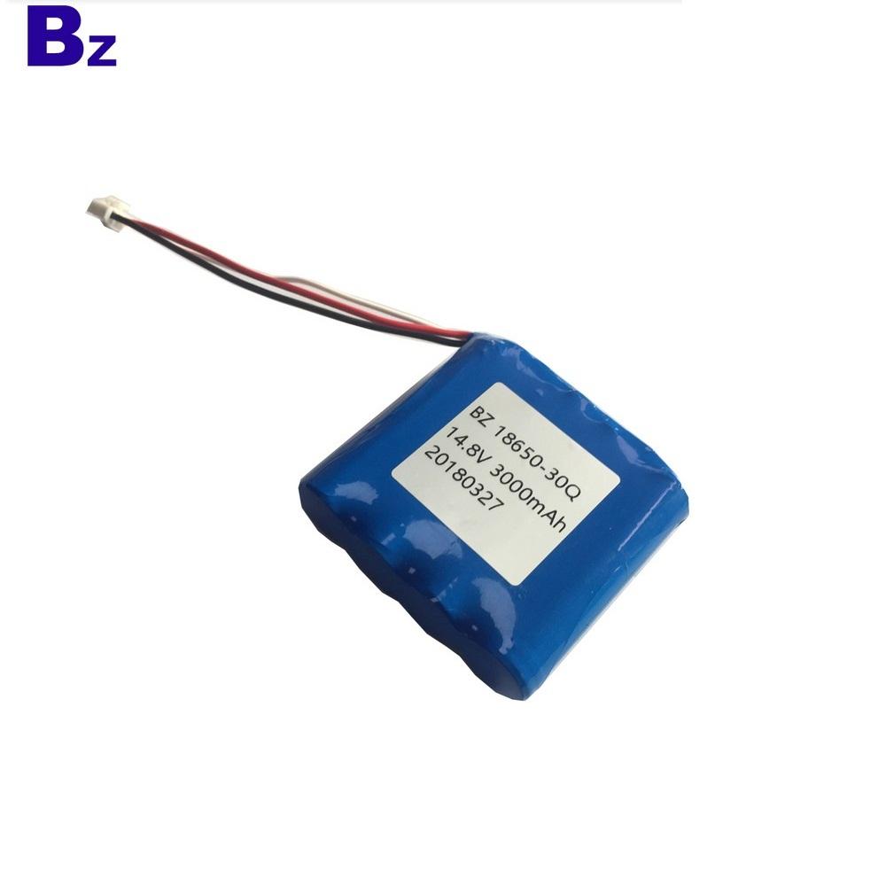 18650-30Q-4S 3000mAh 14.8V Li-ion Battery