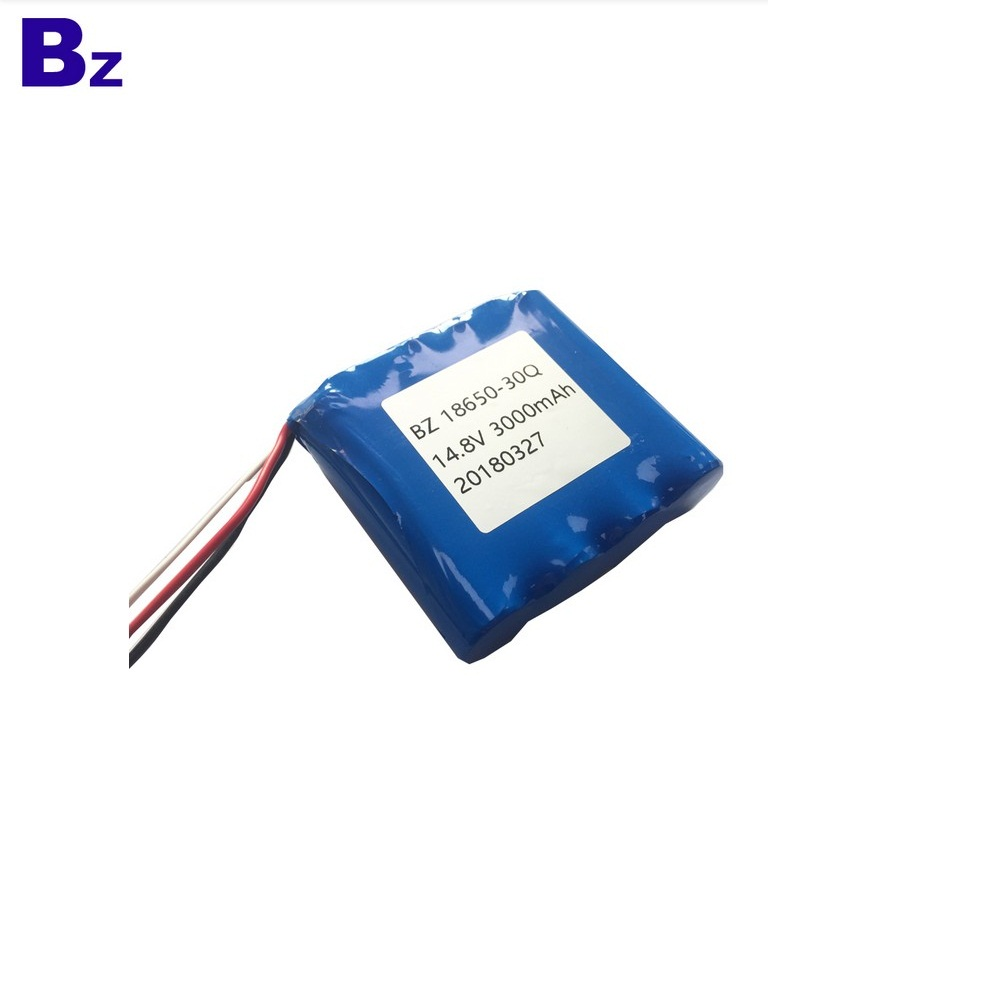 Hand-held Electric Tool Battery 3000mAh 15A Discharge