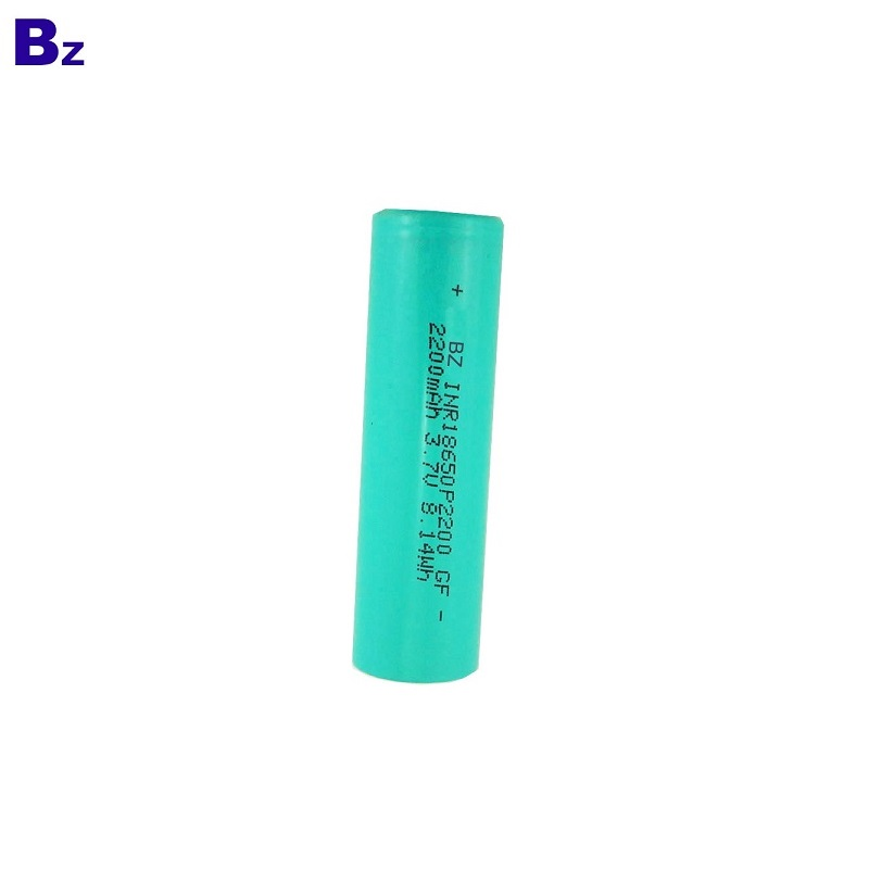 Cylindrical Battery for Smart Thermometer