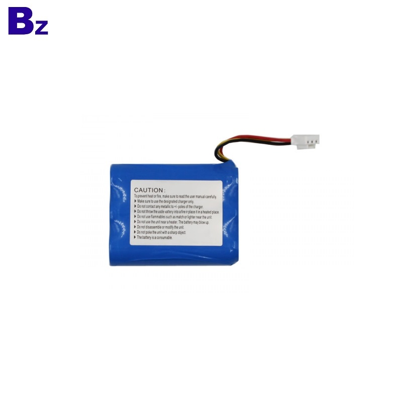 18650 3P 7800mAh 3.7V Lithium Ion Battery