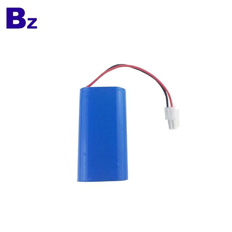2200mAh 14.8V Rechargeable Li-ion Battery