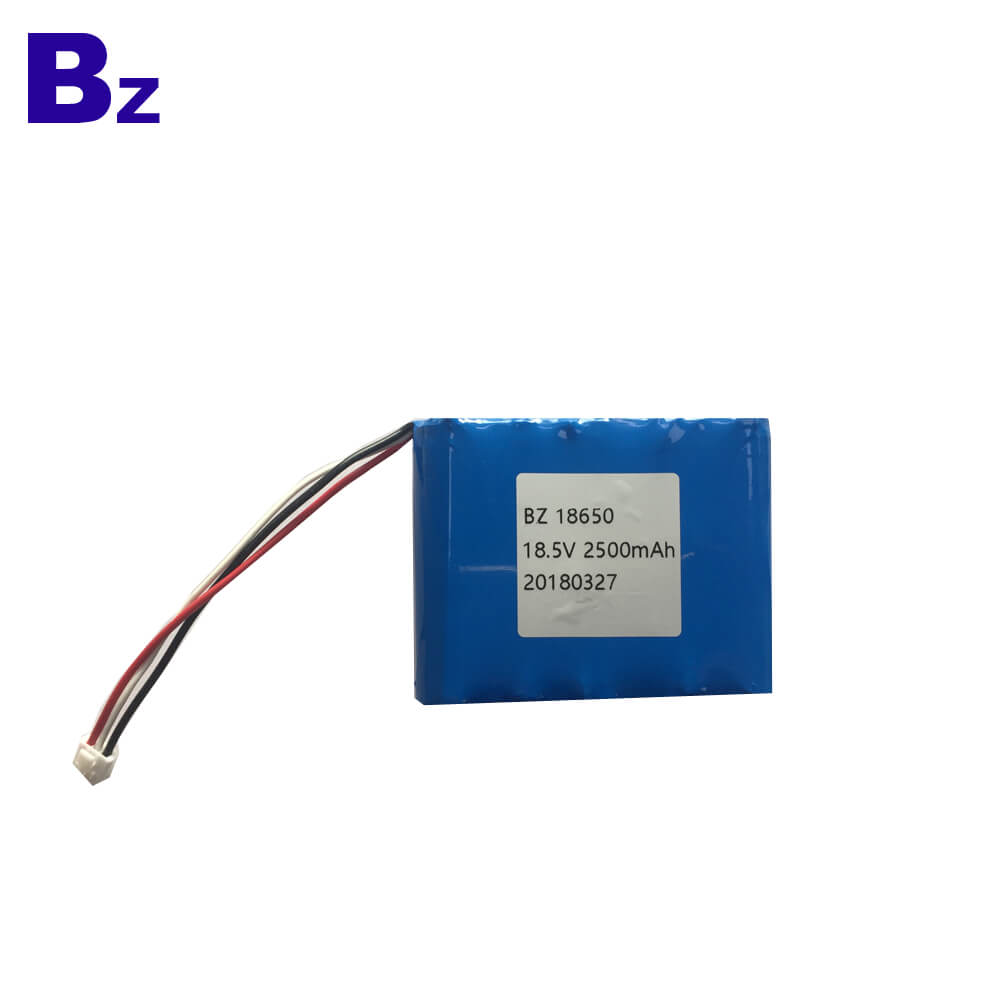 BZ 18650 5S 2500mAh 18.5V 5C Li-ion Battery