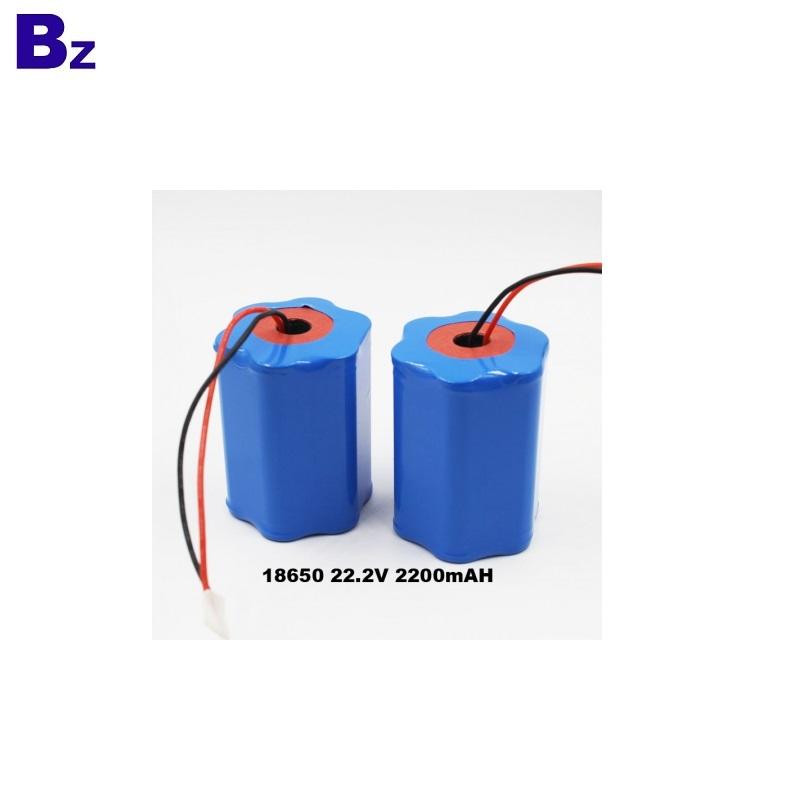18650 6S Battery